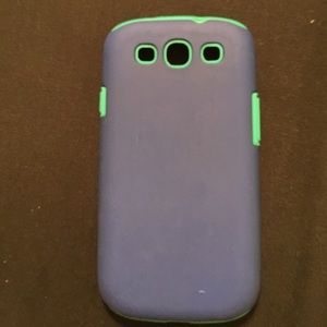Accessories - Blue and green Galaxy s3 case