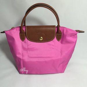 2014 New Light Longchamp Bubble Bags Purple