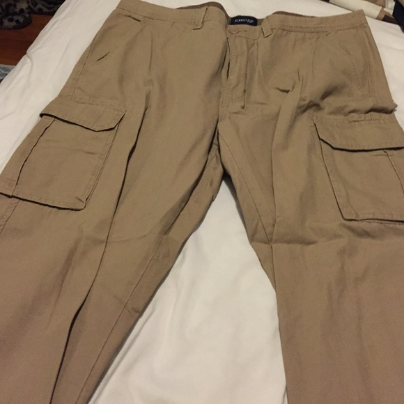 57% off St. John's Bay Pants - St. John's Bay nice khaki pants ...
