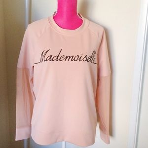 ASOS Mademoiselle Sweat Top