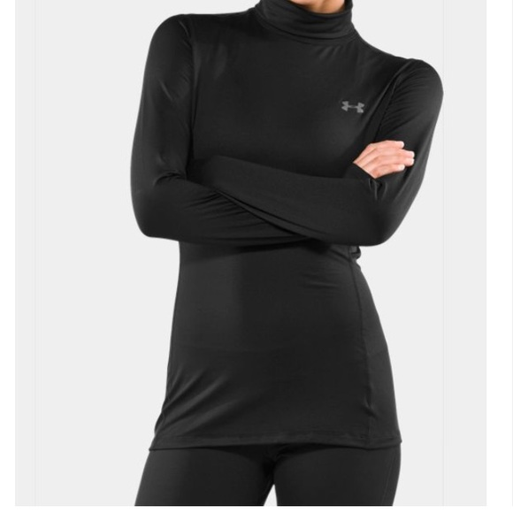 low priced c5c84 ad315 Under armor cold gear long sleeve turtleneck. M 55efc0c499086a4351026dcf