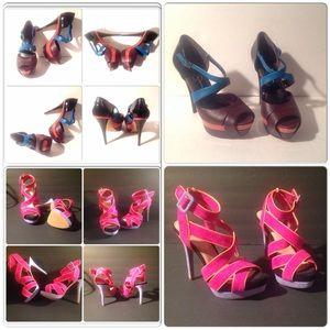 Jessica Simpson Shoes - 2 pairs of Jessica Simpson Heels