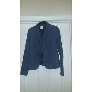 GAP Preppy navy blue blazer