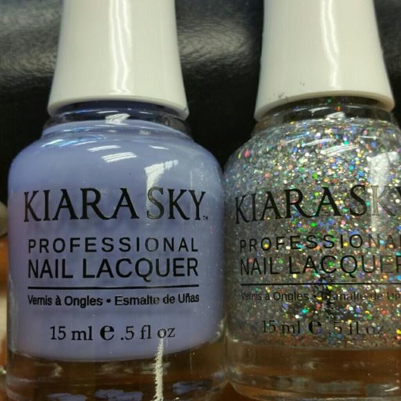 Accessories | Kiara Sky Nail Lacquer | Poshmark