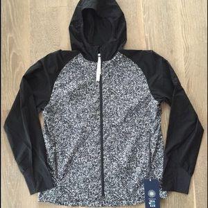 lululemon athletica Other - NWT mens Lululemon Seawheeze pack it jacket sz M