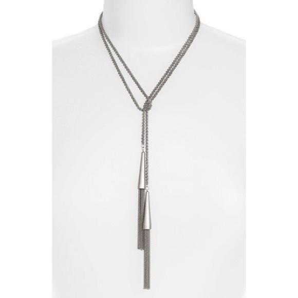Kendra Scott Phara Double-Wrap Tassel Necklace wdKgiXk62