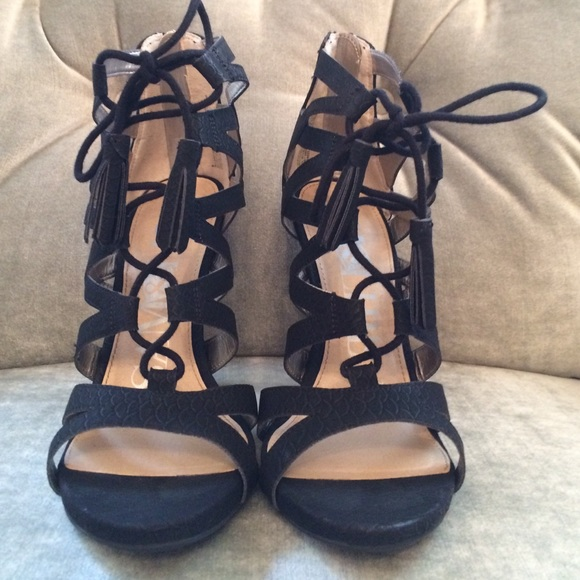 b3b519b42fa8 Sam Libby for Target Cheri Lace Up Heels