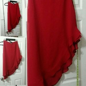 Dresses & Skirts - Beautiful Red Skirt