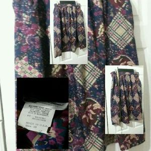 Dresses & Skirts - Beautiful print skirt