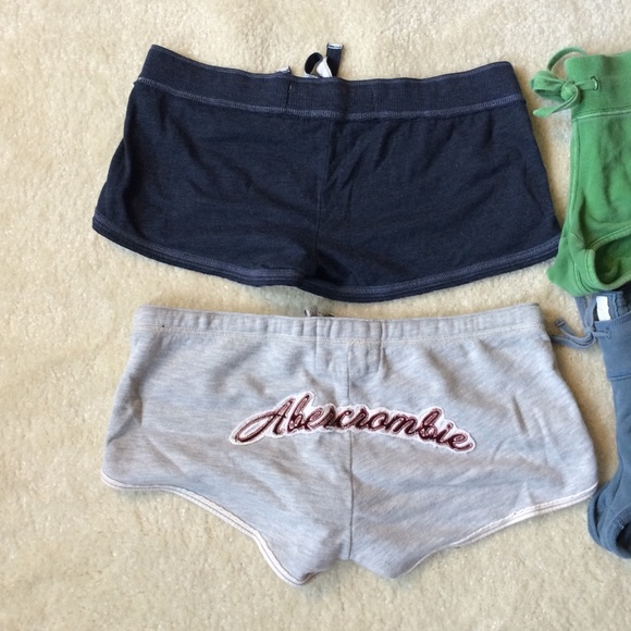 67% off Other - Abercrombie, American Eagle & Hollister Shorts from Lisa's closet on Poshmark