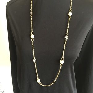 Pearls-Pearls-Pearls Necklace