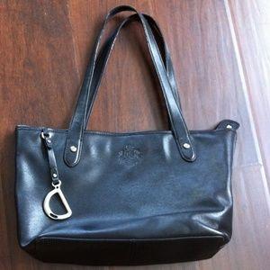 Ralph Lauren black bag