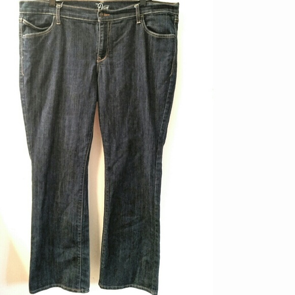 53% off Old Navy Denim - Old Navy Diva Bootcut Jeans Size 18