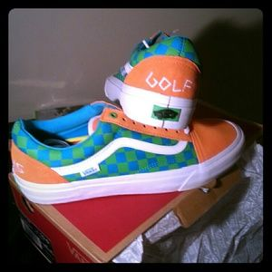 7510787cb7712c Vans Shoes - Vans X Golf Wang old skool pro