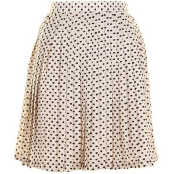 80 dresses skirts vintage style pleated