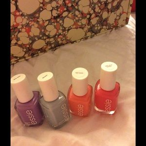 Essie Nail Polishes -