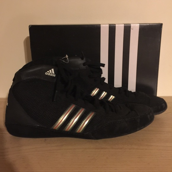 Adidas - Used Adidas wrestling shoes bundle from Eva's closet on ...