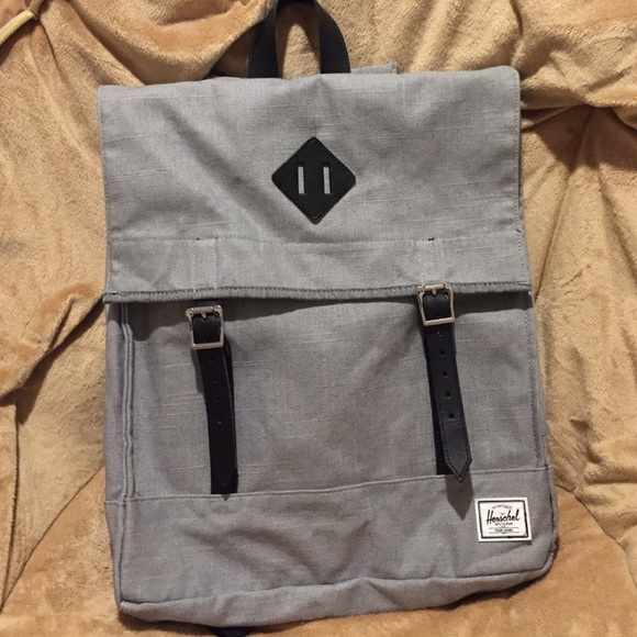 419f7860ed1 Herschel Supply Co Handbags - Herschel Supply Co Survey Backpack  Wild Dove  Hemp