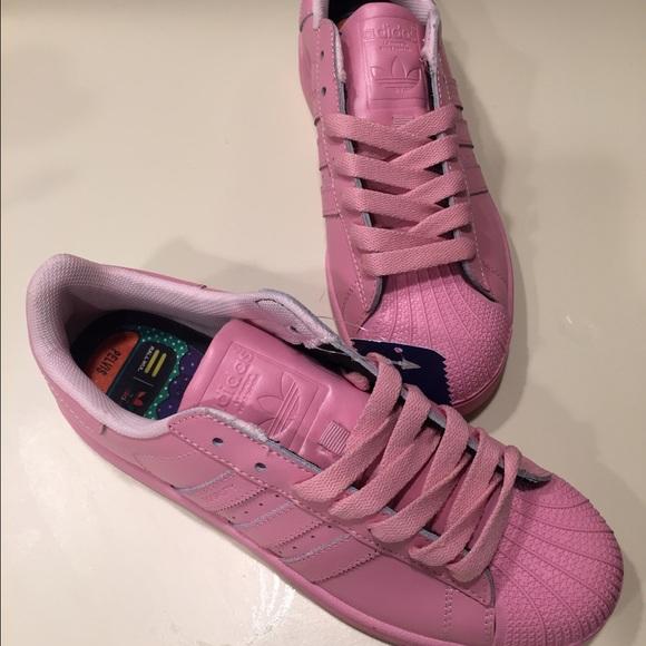 Adidas Superstar Pastel Pink