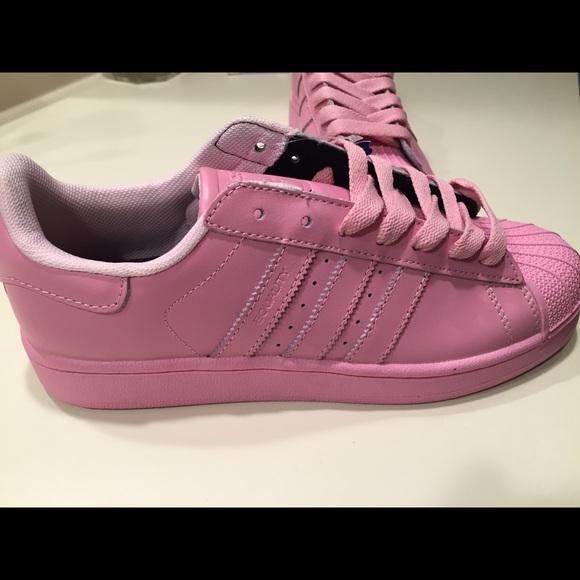 Superstar Adidas Pastel Pink