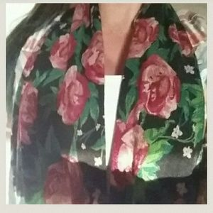 Other - Rose Scarf