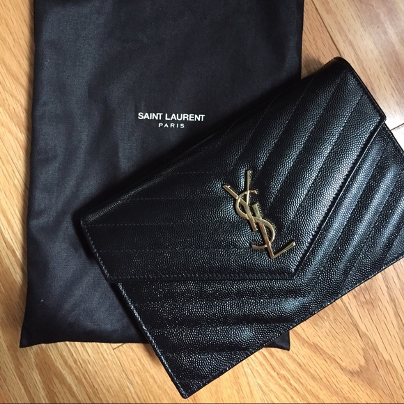 Saint Laurent small 'Monogram' wallet Store aBnEP8l