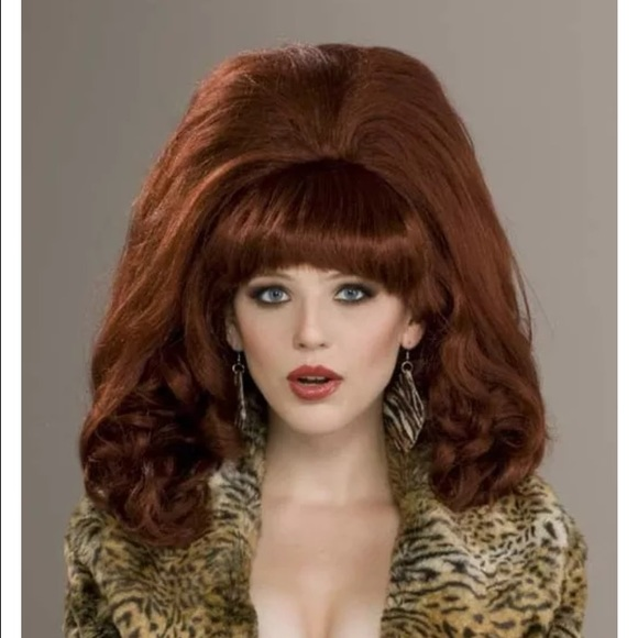 PEG BUNDY Halloween Wig and Top