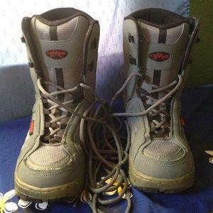 Lamar Other - Men's: Lamar snowboarding boots. GUC.