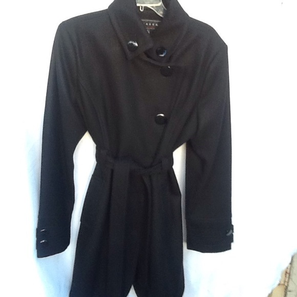 Jackets Jacket Poshmark amp; Black Giacca Blend Wool Coats 7qZxW8HU
