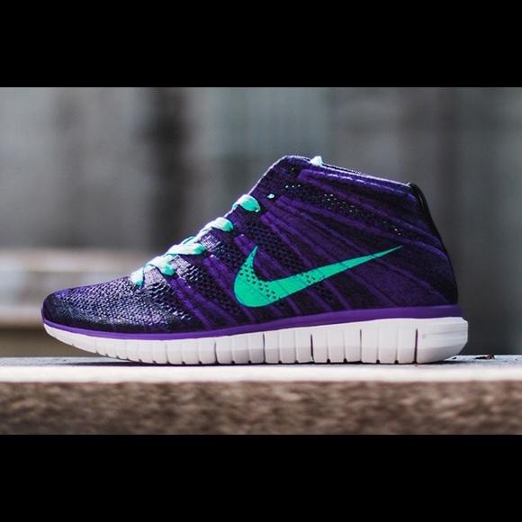 Nike Libre Flyknit Taille Chukka 7.5