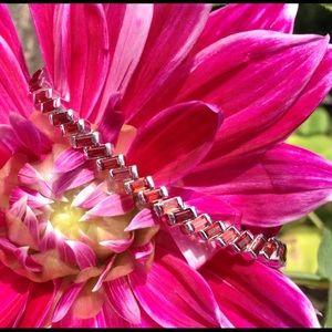 Genuine Garnet Bracelet
