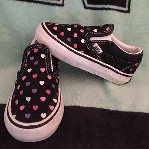 Filles Bambin Chaussures Vans SZgjQTnLO