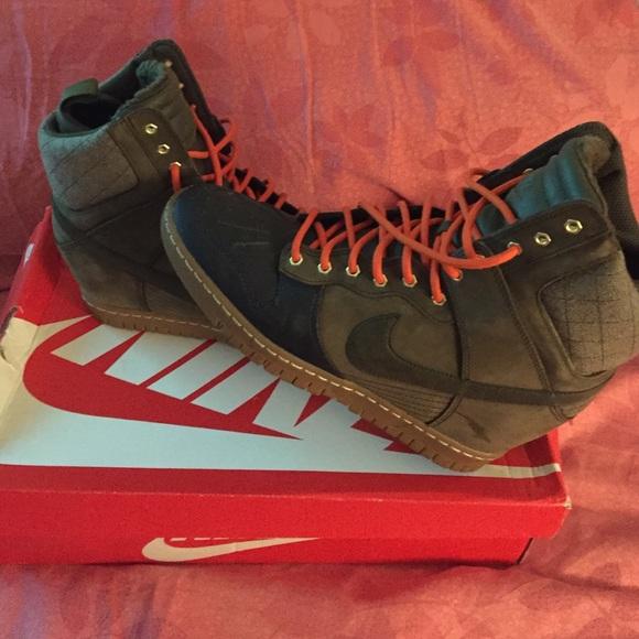 Zapatos Nike Wmns Dunk Sky Hi Snkrbt Snkrbt Snkrbt 20 Poshmark 133c0b