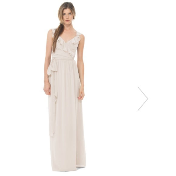 21 off joanna august dresses skirts bridesmaid dress for Jj s wedding dresses