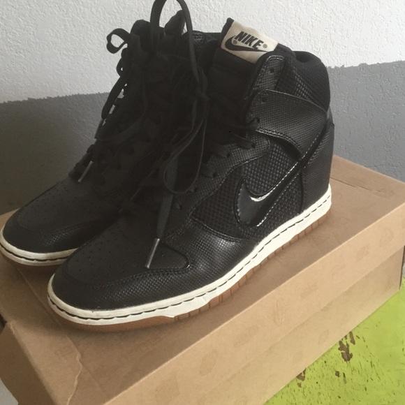 wholesale dealer bae8e a7fbc ... top quality nike dunk sky high mesh womens shoe 50a39 487a1