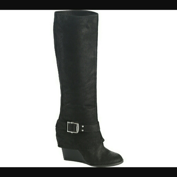 67% off Vince Camuto Boots - Vince Camuto Wedge Boot Alician ...