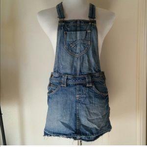 Denim - XS denim overalls
