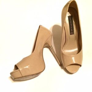 🎊HP🎊Steven by Steve Madden patent leather heels