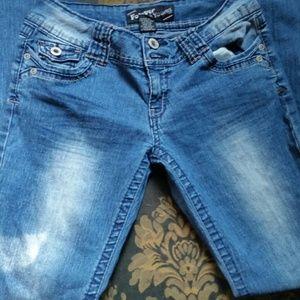 Pants - Cute blue jeans
