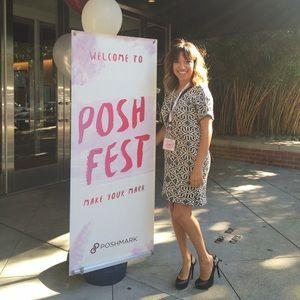 Meet your posher :)
