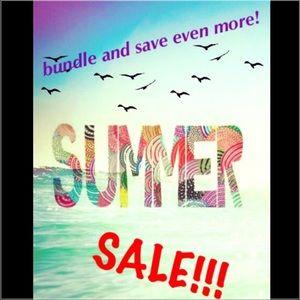 End of summer sale!!!!