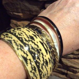 Chan Luu Jewelry - NWT Chan Luu Brass Bangles
