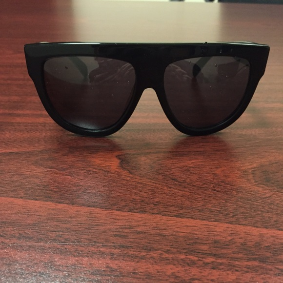 988fb420219b Celine Shadow Sunglasses Black