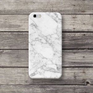 Marble phone case for iPhones and androids
