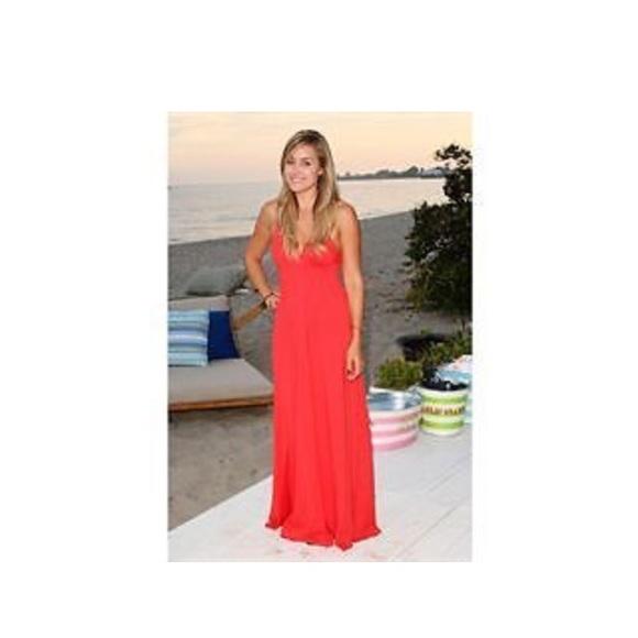 Gypsy cotton maxi dress