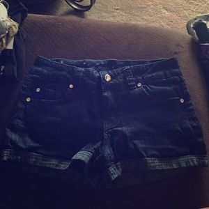 C'esttoi Pants - Jean shorts