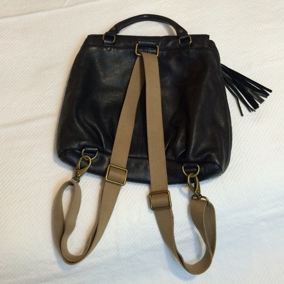 83% off Margot Handbags - Margot soft leather backpack. from Lila ...