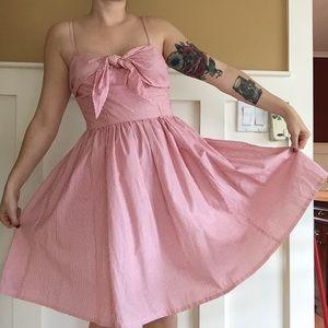 Labor Day Sale H M Striped Bow Dress