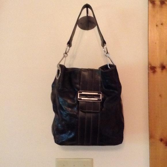 942c1fdbc259 Kate Landry Handbags - Black Kate Landry Purse Bag