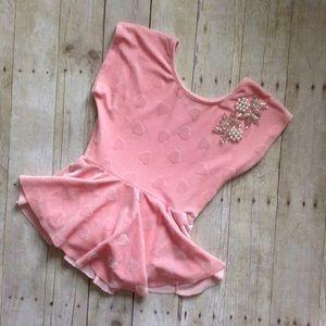 Jacques Moret Other - Girls Pink Dance Leotard